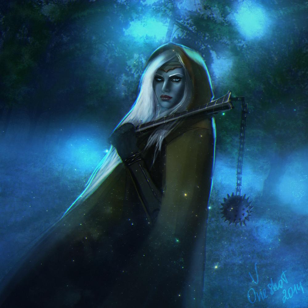 Viconia_by_v_oneshot-d75rpqh.png - Baldur's Gate 2: Shadows of Amn