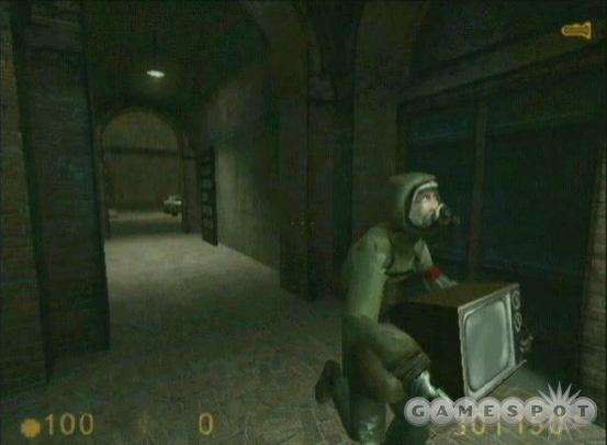 Получи бесплатный телевизор! - Half-Life 2