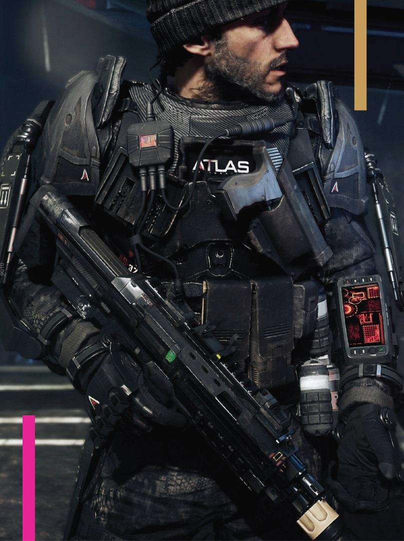 gideon advanced warfare - HD807×1080