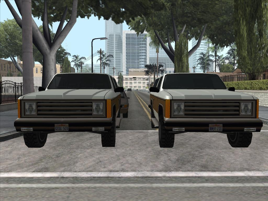 Rancher & RnchLure - Grand Theft Auto: San Andreas