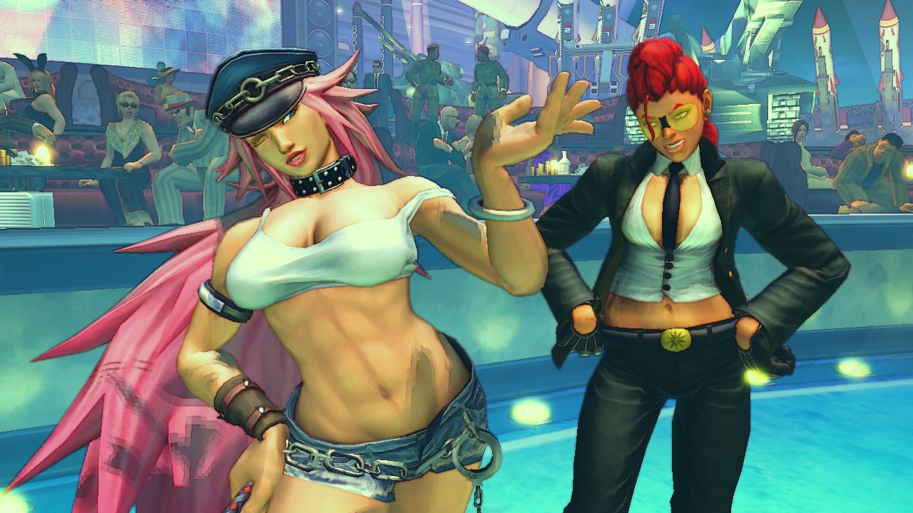 Poison - Ultra Street Fighter 4