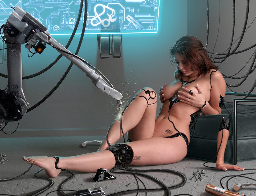 Рисунки роботов девушки голые, каждодневные женские выделения порно фото