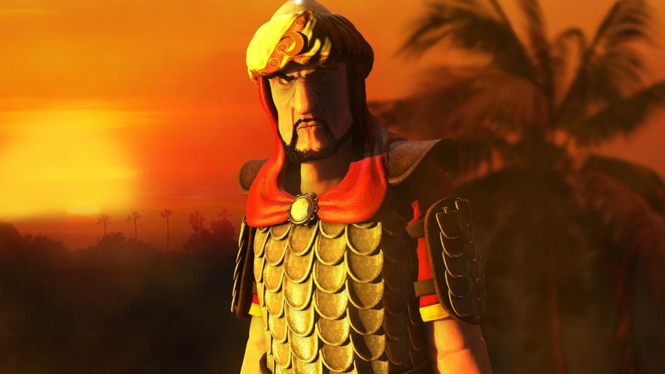 Saladin_02.png - Stronghold Crusader 2 арт