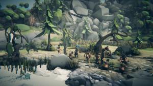 миниатюра скриншота Lost Viking: Kingdom of Women