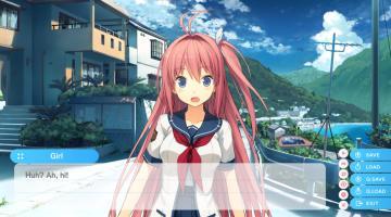 Скриншот Aokana: Four Rhythm Across the Blue