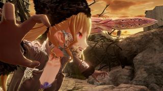 Скриншоты  игры Code Vein