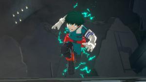 миниатюра скриншота My Hero One's Justice 2