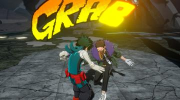 Скриншот My Hero One's Justice 2