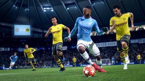 миниатюра скриншота FIFA 20