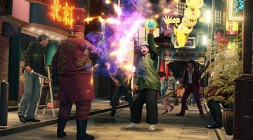 Скриншот Yakuza: Like a Dragon