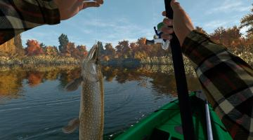 Скриншот The Fisherman - Fishing Planet