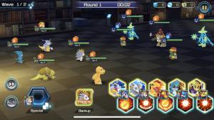 миниатюра скриншота Digimon ReArise