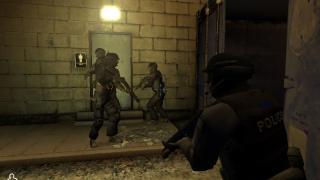 Скриншоты  игры SWAT 4