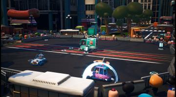 Скриншот CarRumble