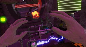 Скриншот Crazy Machines VR