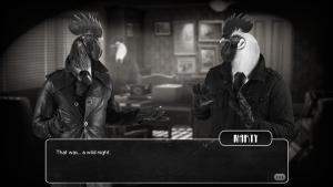 миниатюра скриншота Chicken Police