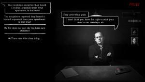 миниатюра скриншота Interrogation: You will be Deceived