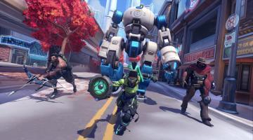 Скриншот Overwatch 2
