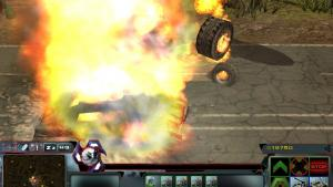 миниатюра скриншота Act of War: Direct Action
