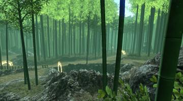 Скриншот Gensou SkyDrift