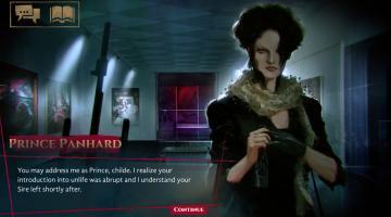 Скриншот Vampire: The Masquerade - Coteries of New York