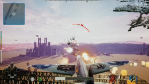 миниатюра скриншота Dogfighter: World War 2