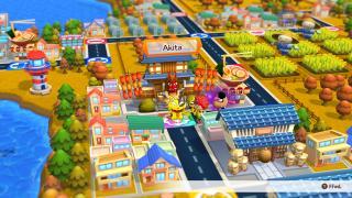 Скриншоты  игры Billion Road