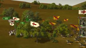миниатюра скриншота Crusaders: Thy Kingdom Come