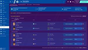 миниатюра скриншота Football Manager 2020
