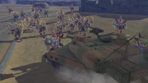миниатюра скриншота Bullet Girls Phantasia
