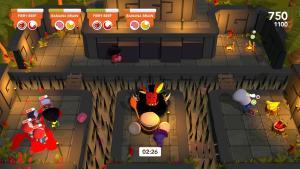 миниатюра скриншота Cannibal Cuisine