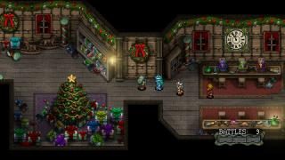Скриншоты  игры Cthulhu Saves Christmas