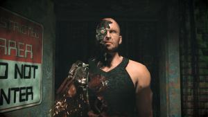 миниатюра скриншота Cyborg Mechanic