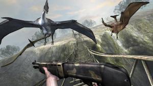 миниатюра скриншота Dinosaur Island VR