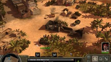 Скриншот Codename: Panzers - Phase Two
