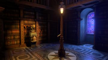 Скриншот The House of Da Vinci