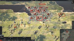 миниатюра скриншота Panzer Corps 2