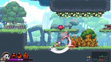 Скриншот Skul: The Hero Slayer