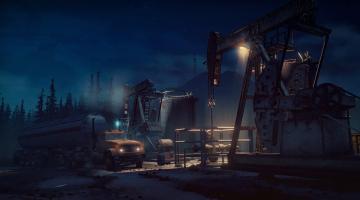 Скриншот SnowRunner