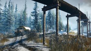 миниатюра скриншота SnowRunner: A MudRunner Game