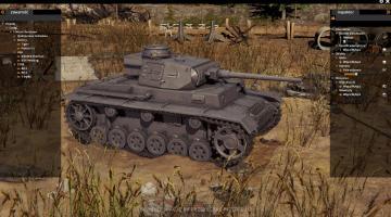 Скриншот Tank Mechanic Simulator