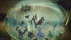 миниатюра скриншота Brigandine: The Legend of Runersia