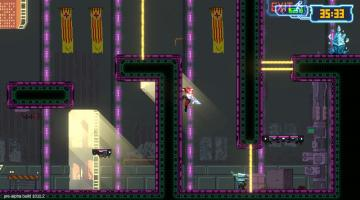 Скриншот Aeon Drive