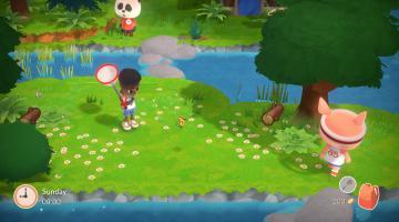 Скриншот Hokko Life