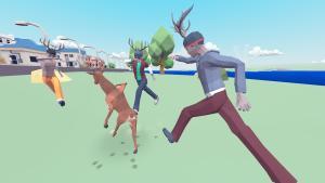 миниатюра скриншота DEEEER Simulator