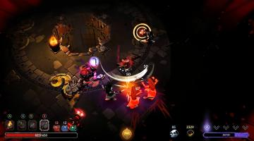 Скриншот Curse of the Dead Gods