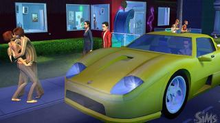 Скриншот Sims 2, the