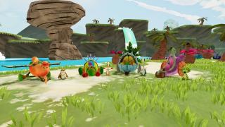 Скриншоты  игры Gigantosaurus: The Game
