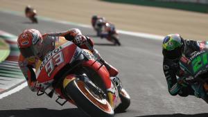 миниатюра скриншота MotoGP 20