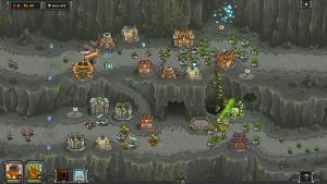 миниатюра скриншота Kingdom Rush Frontiers
